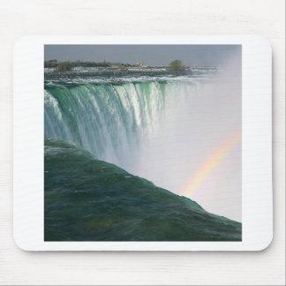 Waterfall Nature Spectrum Niagara Falls Mousepads