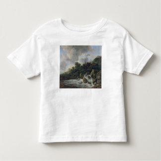 Waterfall Near a Village, c.1665-70 Toddler T-shirt