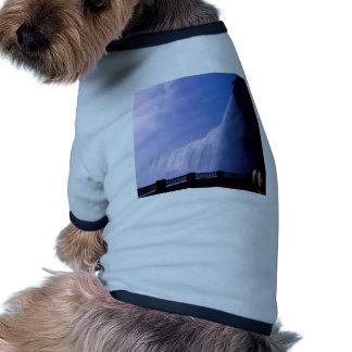 Waterfall Niagara Falls Pet Tshirt
