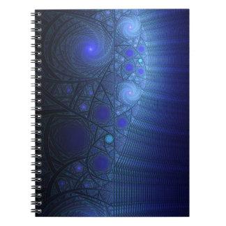 Waterfall Notebook