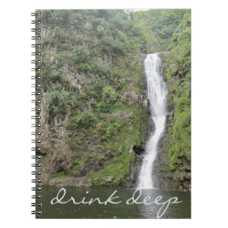 Waterfall Notebook