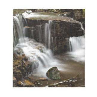 Waterfall Notepad