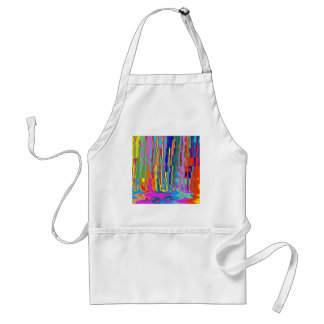 Waterfall Of Colour Standard Apron