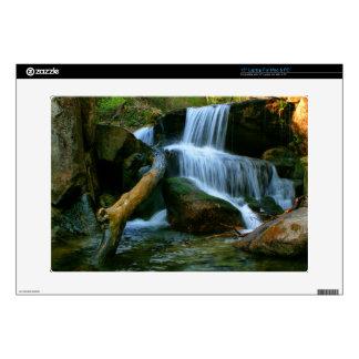 Waterfall of Queimadela Skins For Laptops