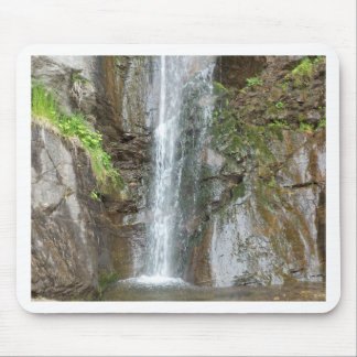 Waterfall of the Finsterbach at the Ossiacher lake Mouse Pad