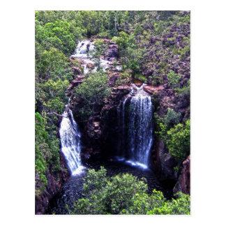 Waterfall_Paradise,_ Postcard