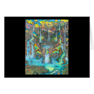 Waterfall Paradise Richesons 75 Cards