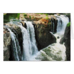 Waterfall Paterson NJ Greeting Cards