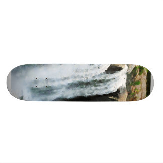 Waterfall Paterson NJ Skateboard Deck