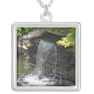 waterfall pendants