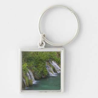 Waterfall, Plitvice Lakes National Park and Keychain
