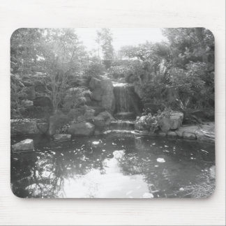 Waterfall & Pond Mouse Pad