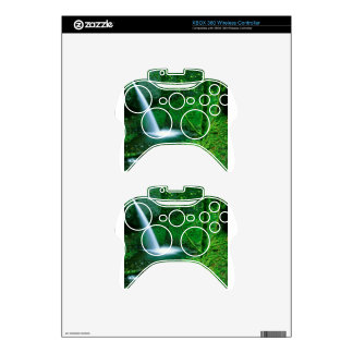 Waterfall Ponytail Columbia Gorge Xbox 360 Controller Decal