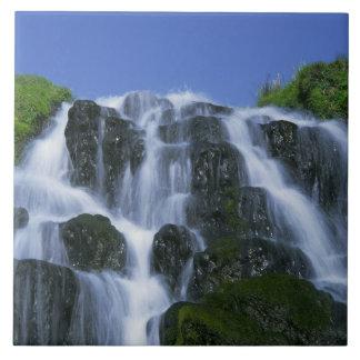 Waterfall, Portree, Isle of Skye, Highlands, Tile