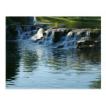 Waterfall Post Card