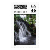 Waterfall stamp