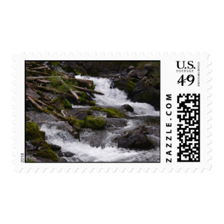 Waterfall Postage Stamps