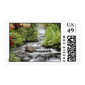 Waterfall Postage