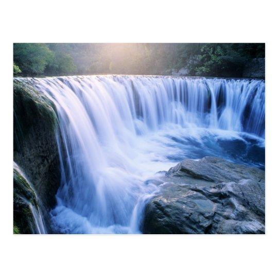 waterfall postcard 12