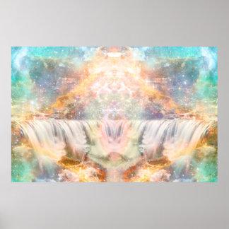 Waterfall - Poster
