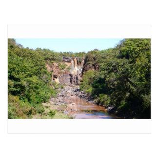 Waterfall Product Postcard