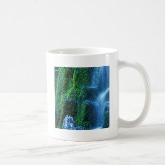 Waterfall Proxy Willamette Flow Coffee Mugs