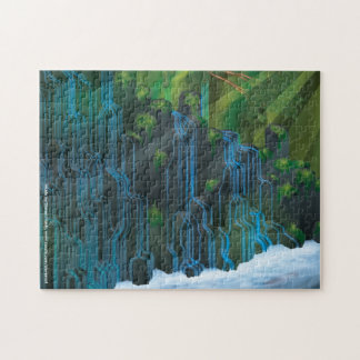 Waterfall Puzzles