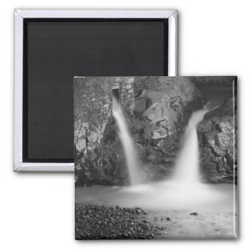 Waterfall Refrigerator Magnet