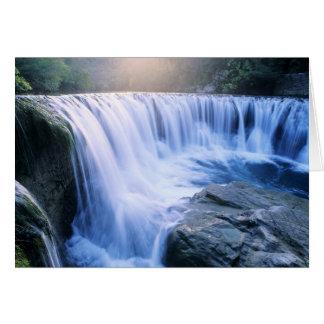 Waterfall River Card