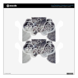 waterfall river flow water PS3 controller decal