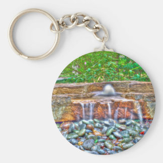 Waterfall Rock (1 of 1).jpg Keychain