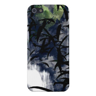 Waterfall Scene View iPhone SE/5/5s Case