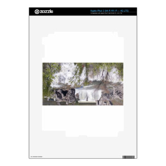Waterfall Decals For iPad 3