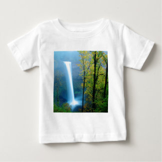 Waterfall South Silver State Park Baby T-Shirt