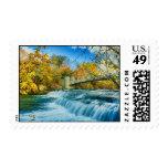 Waterfall Stamp