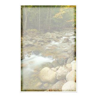 Waterfall Stationary Custom Stationery