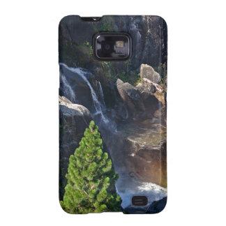 Waterfall Stream Rainbow Falls Samsung Galaxy S2 Case