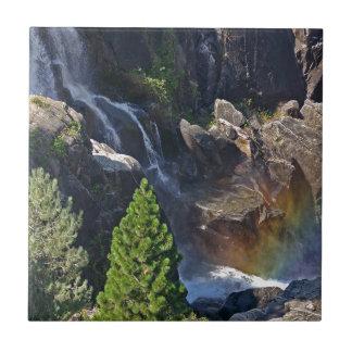 Waterfall Stream Rainbow Falls Tiles