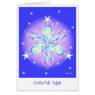 Waterfall-Sylph Card
