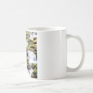 Waterfall Three Sisters Wilderness Willamette Mugs