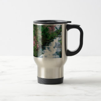 Waterfall Tochigi Prefecture Nikko Japan Coffee Mugs