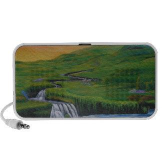 Waterfall Travelling Speakers