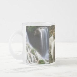 Waterfall Tropical Paradise Water Beach Destiny Coffee Mug