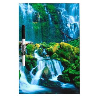 Waterfall Twins Proxy Willamette Dry Erase Board