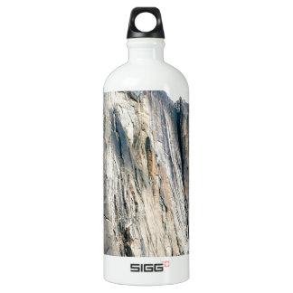 Waterfall Upper Yosemiteyosemite Park Aluminum Water Bottle