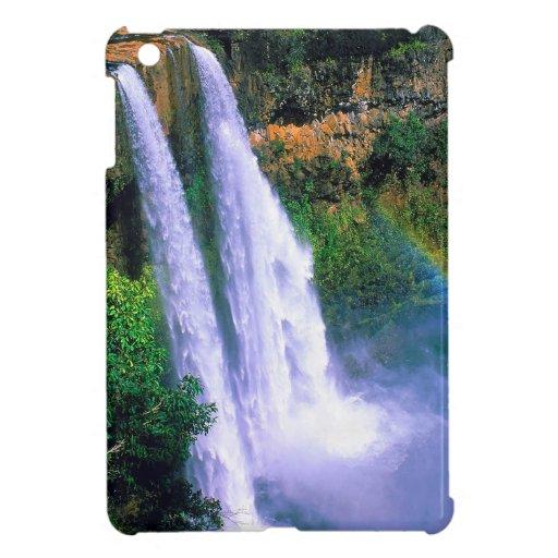 Waterfall Wailua Kauai Hawaii Case For The iPad Mini