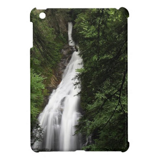 Waterfall White Flowing Torrent Case For The iPad Mini