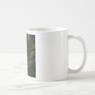 Waterfall White Flowing Torrent Classic White Coffee Mug