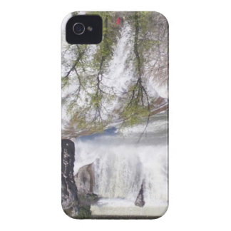 Waterfall with Branches iPhone 4 Cover