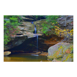 Waterfall Wonderful Print